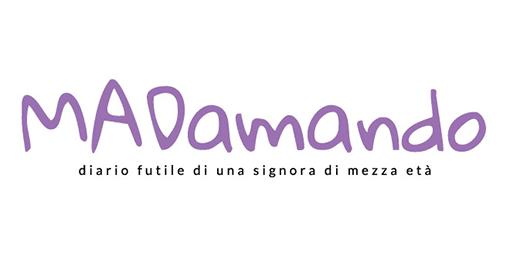 Logo madamando.com